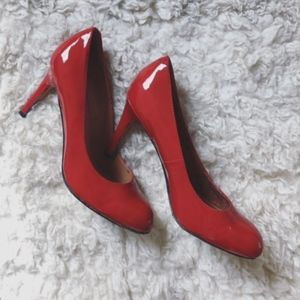 Corso Como Red Pumps, 9